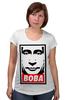 "Футболка для беременных ""Вова Путин "" - россия, путин, президент, obey, putin, владимир путин, все путем, нас не догонят"