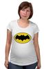 """Футболка для беременных """"бэтмен"""" - batman, бэтмен, dc, dc комиксы"""