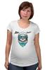 """Футболка для беременных """"Dead Astronauts"""" - skull, череп, astronaut, смерть, dead, астронавт, космонавт"""