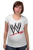 "Футболка для беременных ""WrestleMania"" - wwe, wrestling, wwf, рестлинг, wrestlemania"