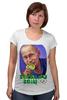 "Футболка для беременных ""Putin"" - россия, сочи, путин, putin, sochi"