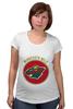 """Футболка для беременных """"Миннесота Уайлд """" - хоккей, nhl, нхл, minnesota wild, миннесота уайлд"""