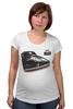 """Футболка для беременных """"Death Proof car"""" - авто, tarantino, квентин тарантино, death proof, доказательство смерти"""