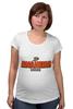 "Футболка для беременных ""Anaheim Ducks"" - хоккей, nhl, нхл, anaheim ducks, анахайм дагз"