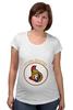 """Футболка для беременных """"Ottawa Senators"""" - хоккей, nhl, нхл, оттава сенаторс, ottawa senators"""