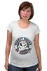 "Футболка для беременных ""Anaheim Ducks"" - 3d, хоккей, nhl, нхл, anaheim ducks"