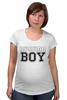 """Футболка для беременных """"RUSSIAN BOY"""" - парню, russian, boy, русский мальчик"""
