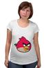 "Футболка для беременных ""Angry Birbs"" - angry birds"