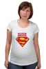 """Футболка для беременных """"Super Sister"""" - 8 марта, женский день, сестре, сестра, sister"""