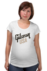 """Футболка для беременных """"Gibson USA"""" - guitar, гитарист, gibson, guitars, гибсон"""