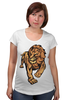 "Футболка для беременных ""The Lion King"" - арт, стиль, лев, lion"