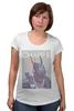 "Футболка для беременных ""Chappie / Робот Чаппи"" - кино, робот, chappie, чаппи, kinoart"