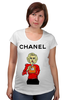 "Футболка для беременных ""Chanel"" - прикол, юмор, духи, fashion, шанель, perfume"