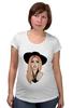 "Футболка для беременных ""Lady Gaga                    "" - музыка, арт, авторские майки, style, стиль, рисунок, поп, swag, lady gaga, леди гага"