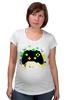 "Футболка для беременных ""Игрок (Геймер)"" - gamer, геймер, xbox, джойстик, геймпад"