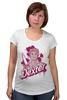 """Футболка для беременных """"Dexter"""" - dexter, декстер, сериал, drama, dexter morgan, serial killer, suspense, серийный убийца, декстер морган"""