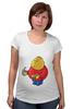 """Футболка для беременных """"Fat Legoman"""" - lego, обжорство, лего"""