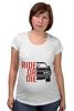 """Футболка для беременных """"Furious 7"""" - форсаж, ride or die, пол уокер, furious 7"""