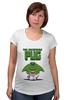 """Футболка для беременных """"Невероятный Мопс"""" - pug, hulk, мопс, халк, невероятный мопс"""