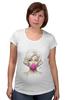 """Футболка для беременных """"Marilyn Monroe """" - блондинка, мэрилин монро, marilyn monroe, bubble gum"""