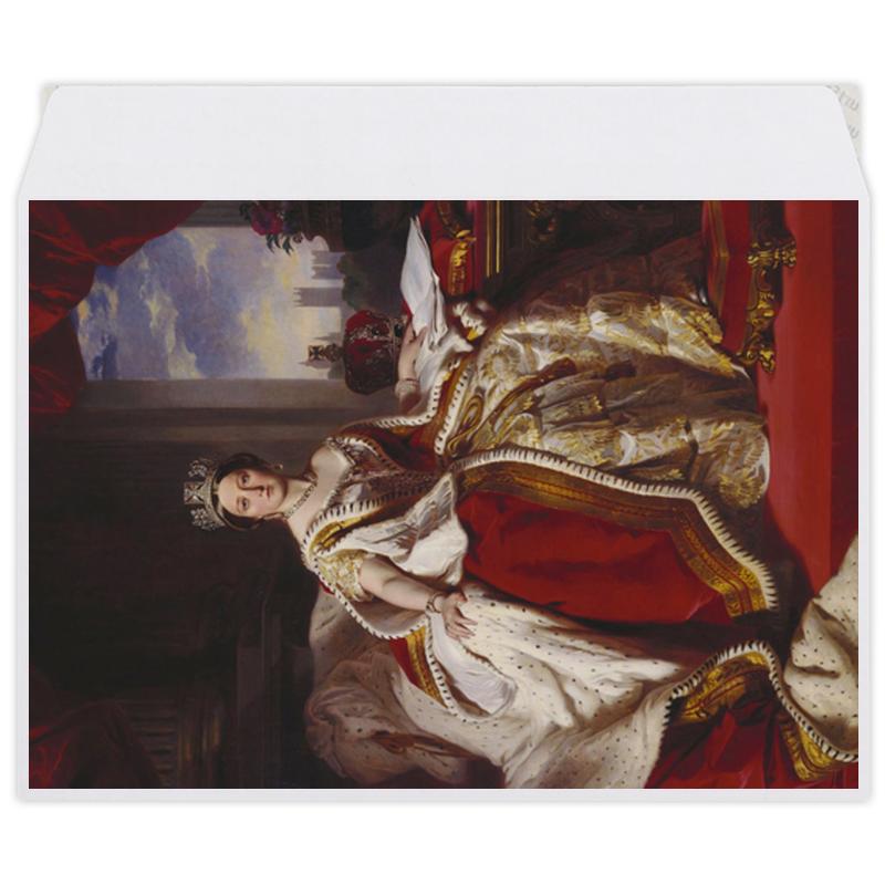 Printio Портрет королевы великобритании виктории недорго, оригинальная цена