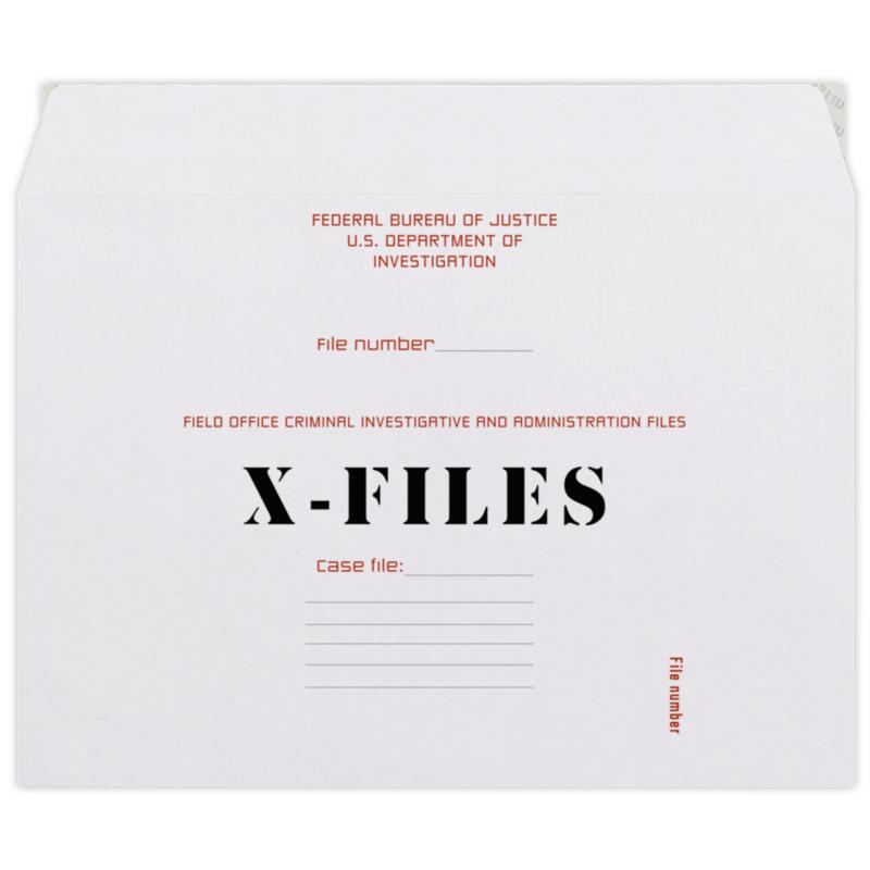 Printio X-files