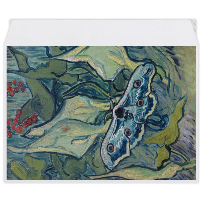 Printio Бражник мёртвая голова (картина ван гога) шедевры ван гога