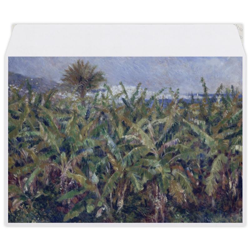Printio Банановые поля (пьер огюст ренуар)