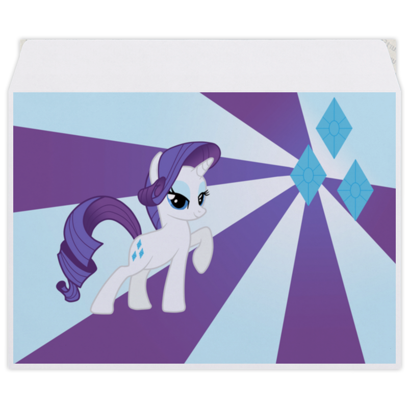 Конверт средний С5 Printio Rarity color line конверт средний с5 printio rarity color line