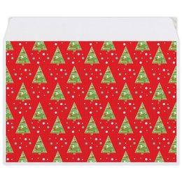 """Конверт средний С5 """"Новый Год и Рождество"""" - новый год, рождество, new year, christmas, открытка"""