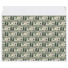 "Конверт средний С5 ""American Dollars"" - америка, usa, сша, america, dollar"