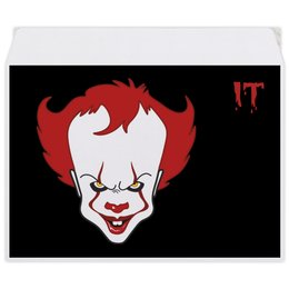 """Конверт средний С5 """"""""IT"""" Танцующий клоун"""" - клоун, clown, оно, pennywise, пеннивайз"""