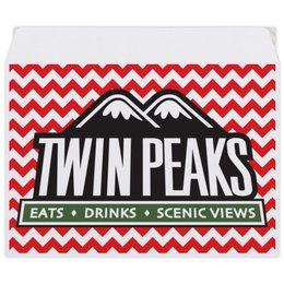"Конверт средний С5 ""Твин Пикс"" - twin peaks, твин пикс, дэвид линч, david lynch"