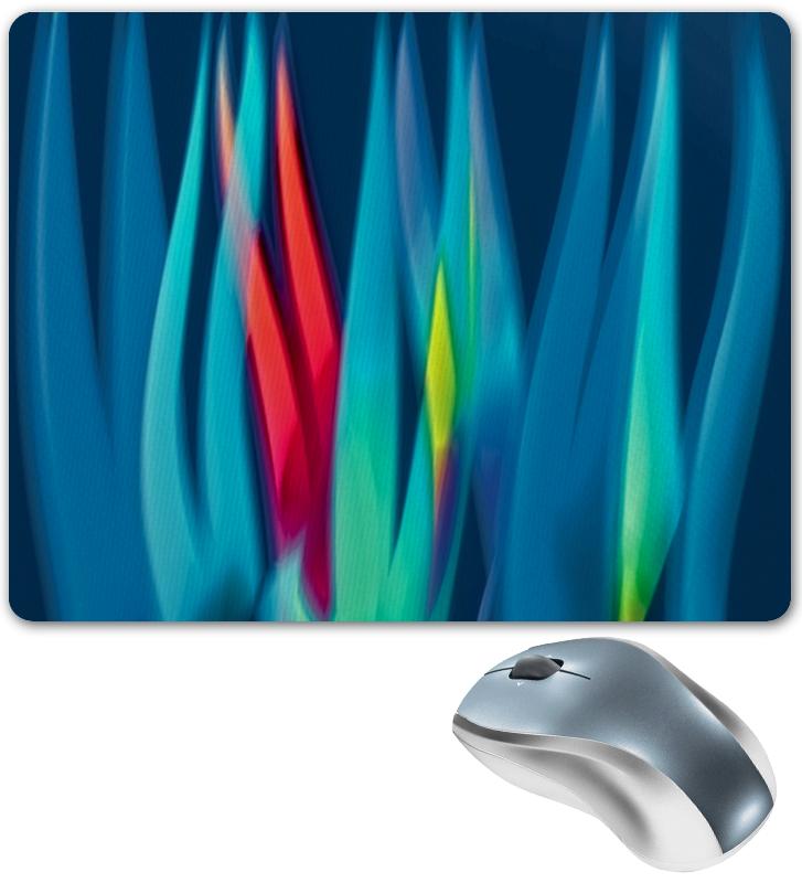 Коврик для мышки Printio Синие линии коврик для мышки printio mclaren