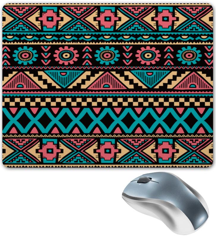 Коврик для мышки Printio Красочный орнамент коврик для мышки круглый printio орнамент
