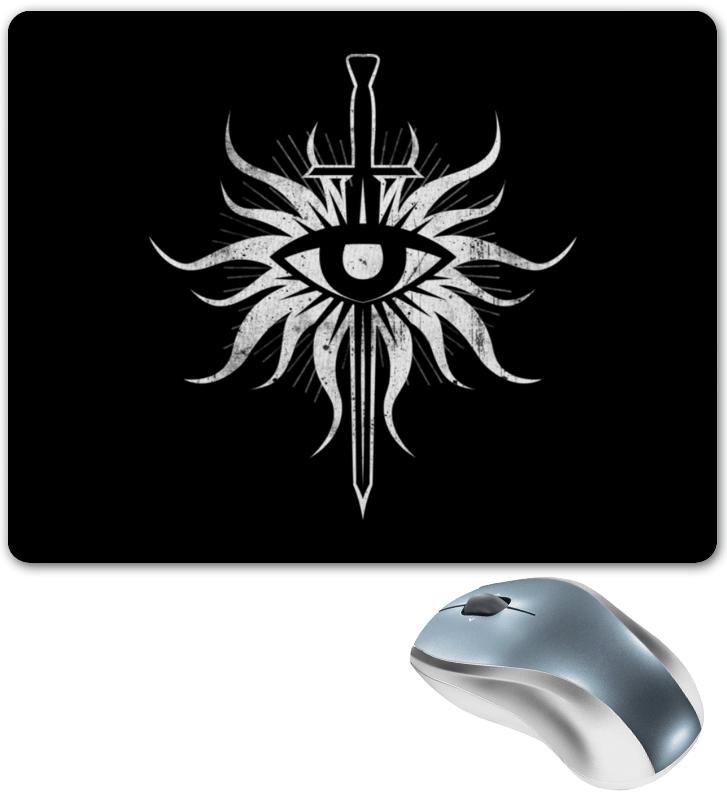 все цены на  Коврик для мышки Printio Dragon age. инквизиция  онлайн
