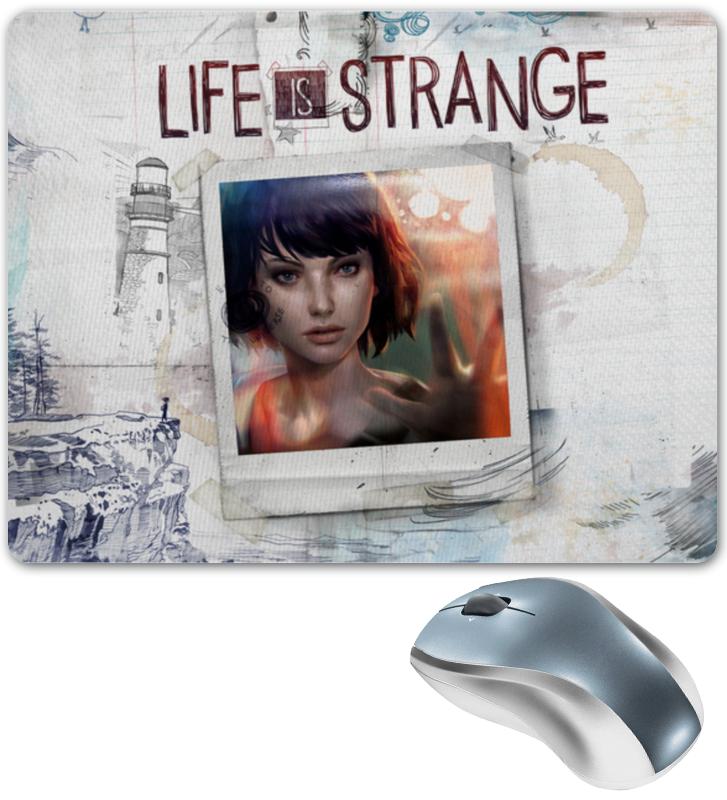 Коврик для мышки Printio Life is strange 3d кружка printio life is strange jane