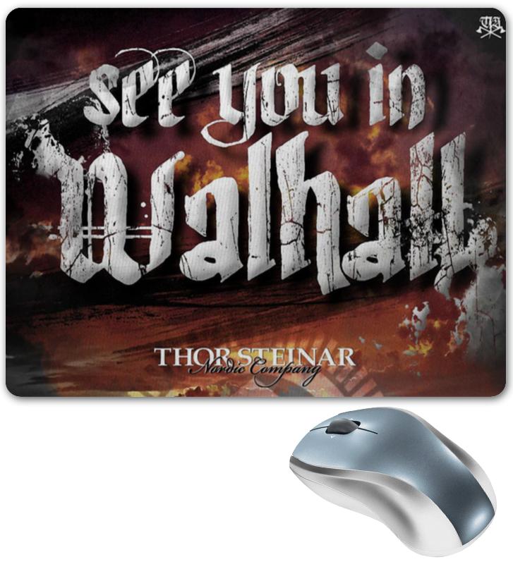 Коврик для мышки Printio Thor steinar brand коврик для мышки printio thor steinar brand