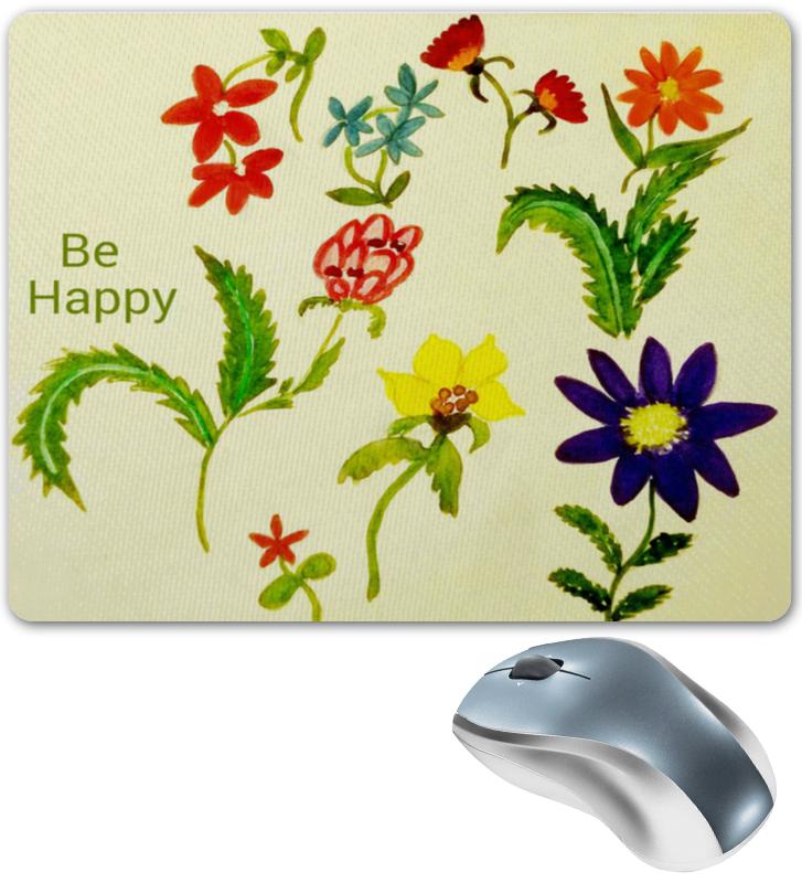 Коврик для мышки Printio Цветы тропиков