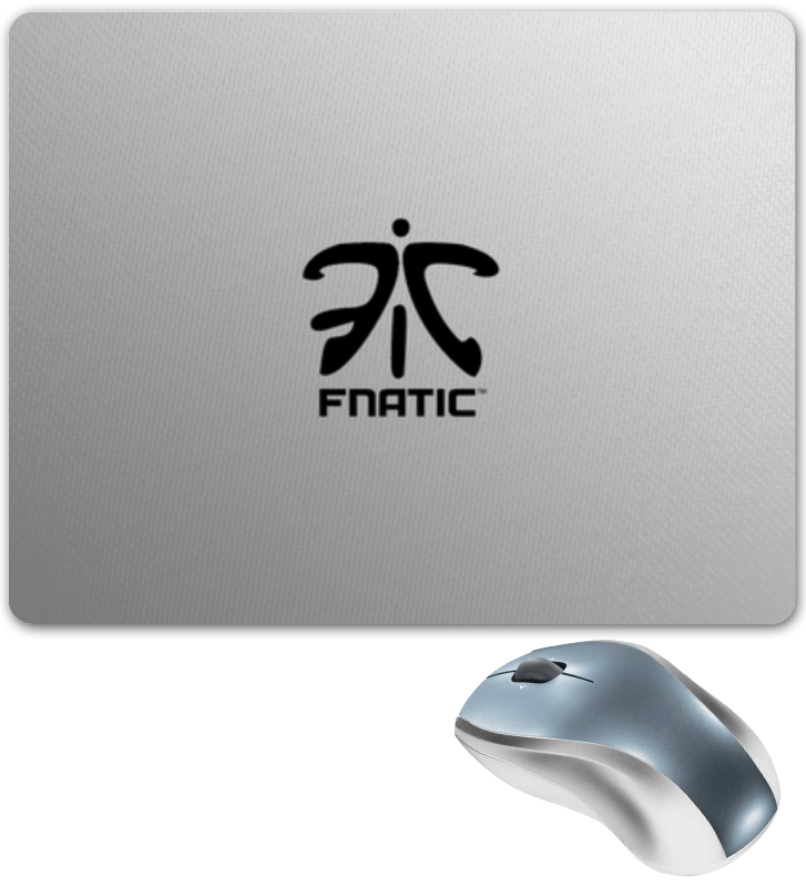 Коврик для мышки Printio Fnatic майка борцовка print bar team fnatic