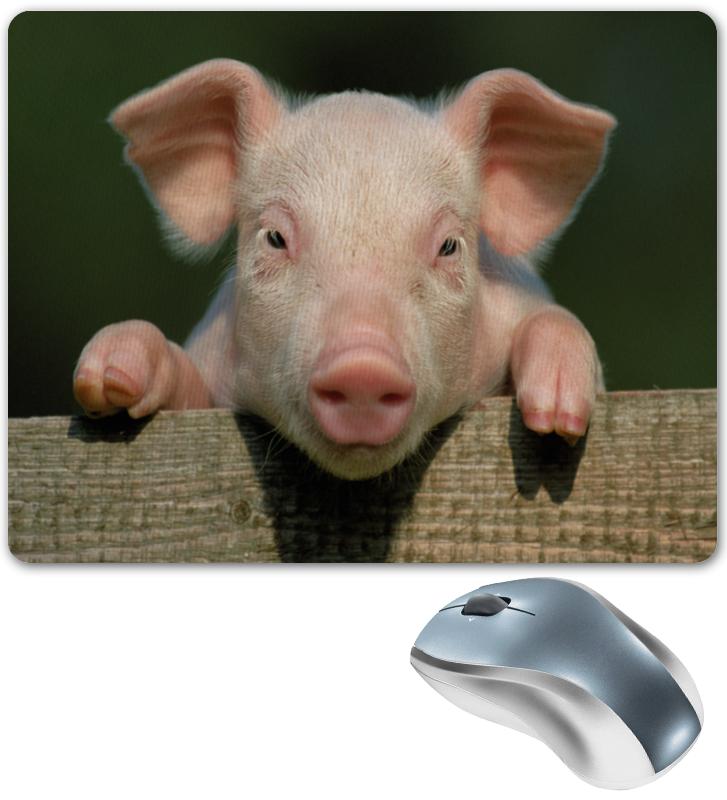 Коврик для мышки Printio Поросенок