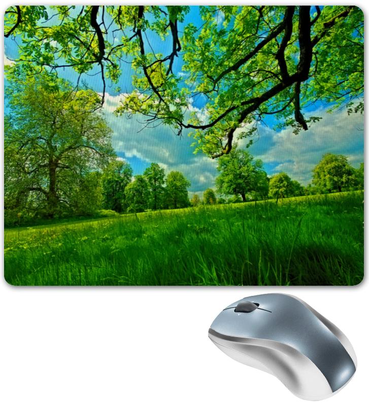 Коврик для мышки Весенний пейзаж