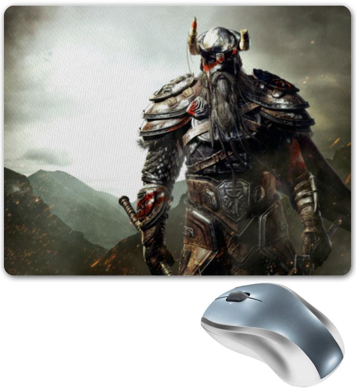 Коврик для мышки Printio Elder scrolls видеоигра для ps4 elder scrolls online morrowind
