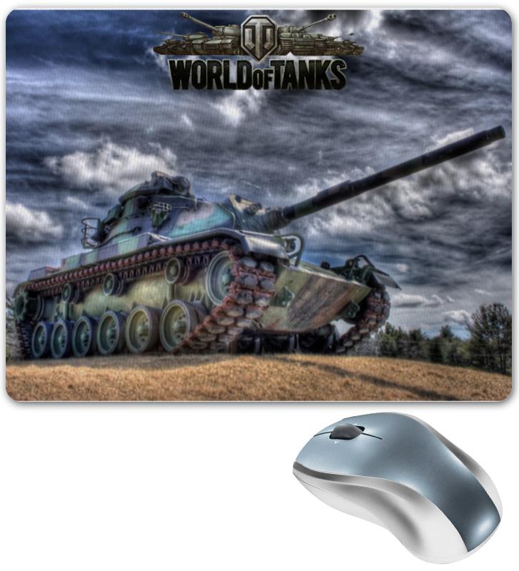 все цены на  Коврик для мышки Printio World of tanks design  онлайн