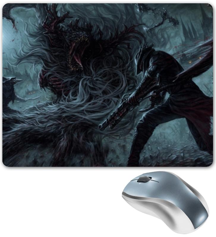 Коврик для мышки Printio Bloodborne