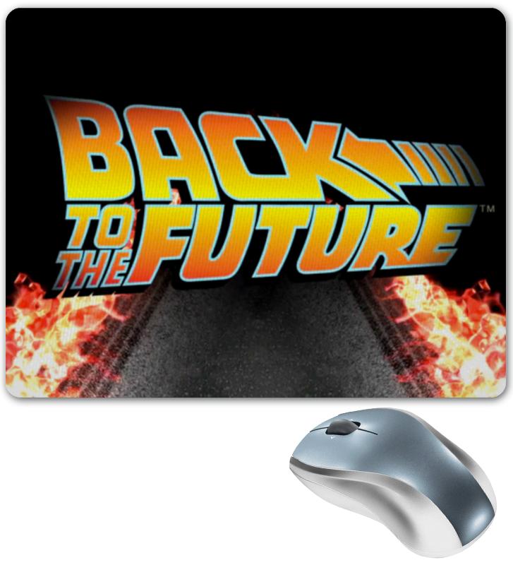 Коврик для мышки Printio Back to the future тетрадь на скрепке printio back to the future