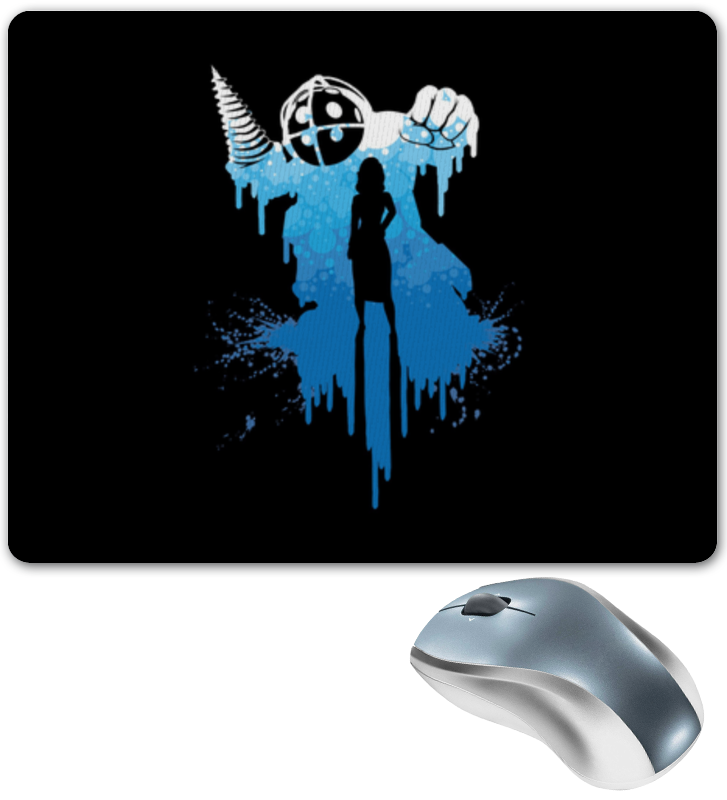 Коврик для мышки Printio Bioshock bioshock infinite цифровая версия