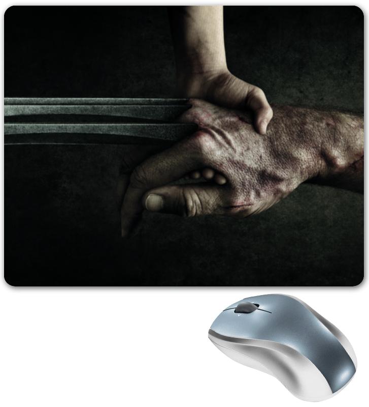 Коврик для мышки Printio Логан