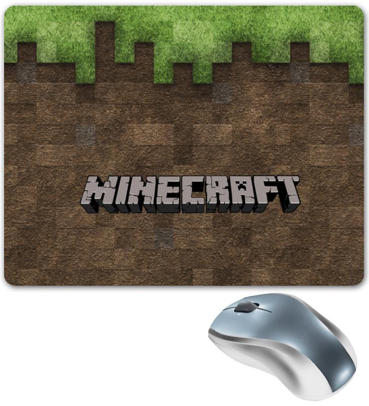 Коврик для мышки Printio Minecraft коврик для мышки printio мотивация