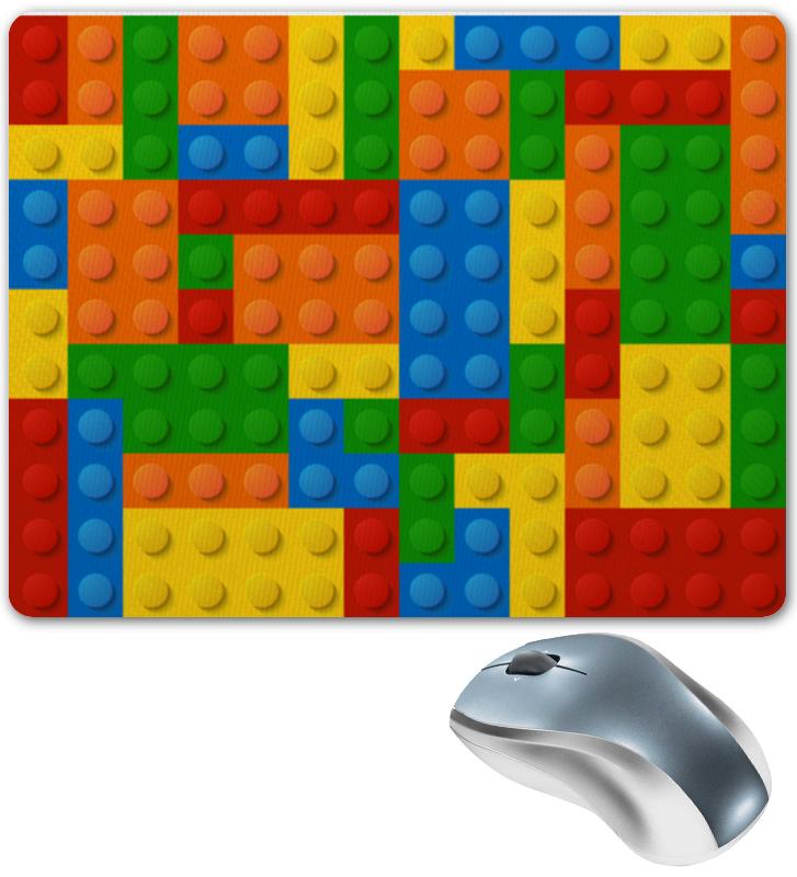 Коврик для мышки Printio Конструктор лего